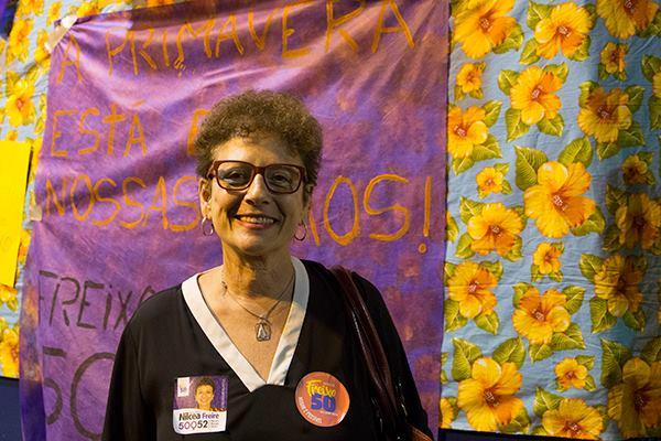 Nilcea Freire [PSOL|Rio de Janeiro-RJ]