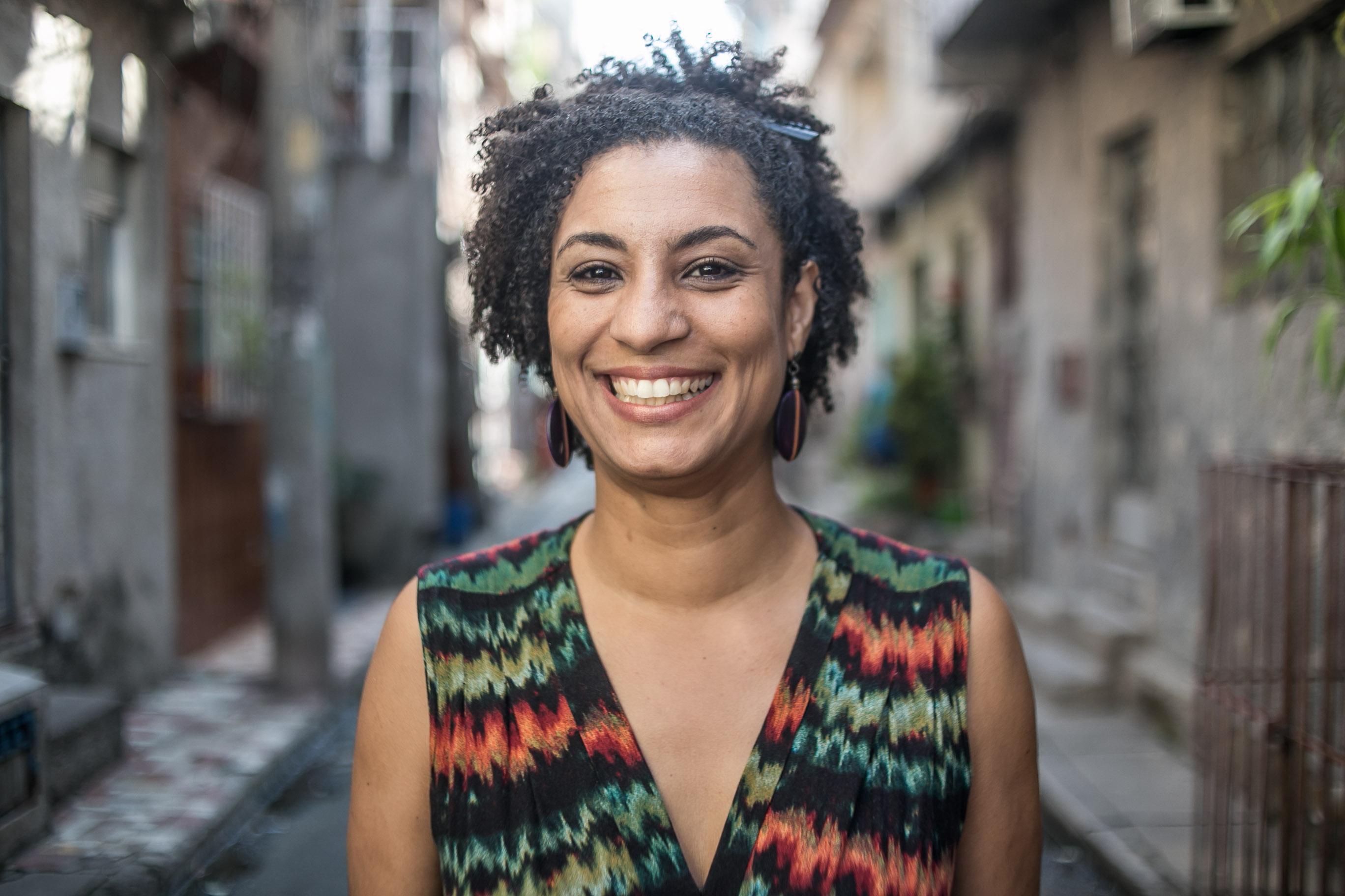 Marielle Franco [PSOL|Rio de Janeiro-RJ]