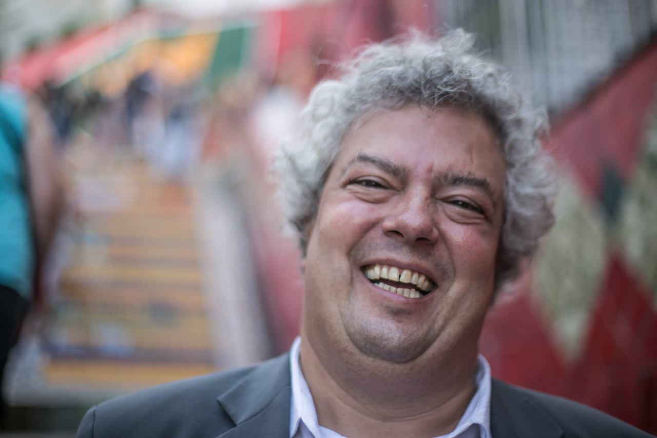 André Barros [PSOL| Rio de Janeiro-RJ]
